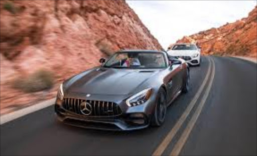 Mercedes-AMG GT R to get soft top for 2019