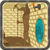 Escape Game-Pharaohs Tomb Room
