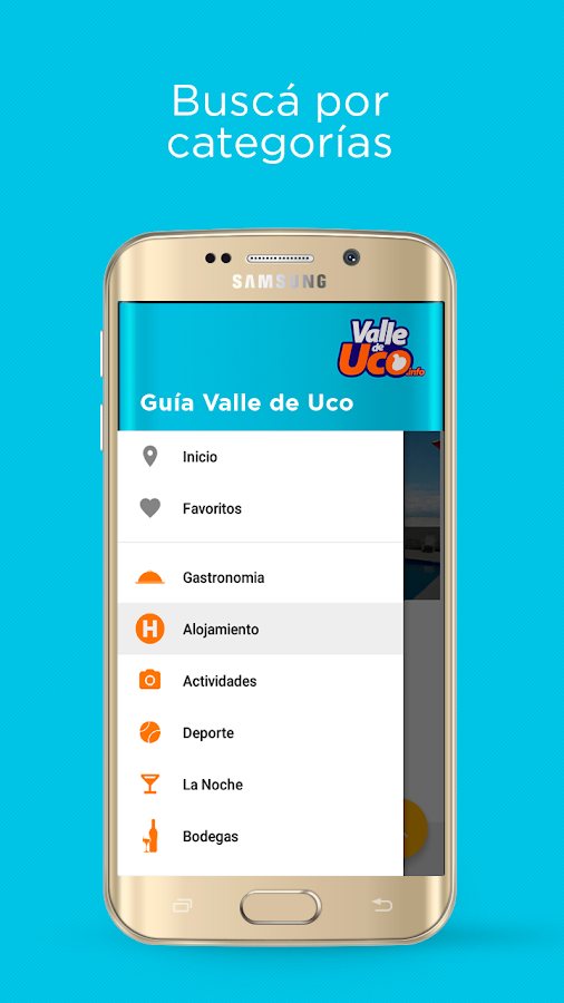 Guía del Valle de Uco- screenshot