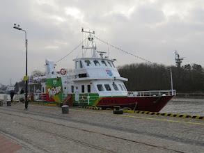 Photo: F1193357 Kolobrzeg - port