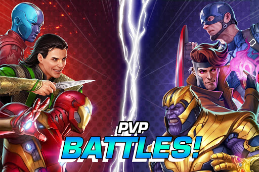 MARVEL Puzzle Quest: Join the Super Hero Battle! 207.535654 screenshots 4