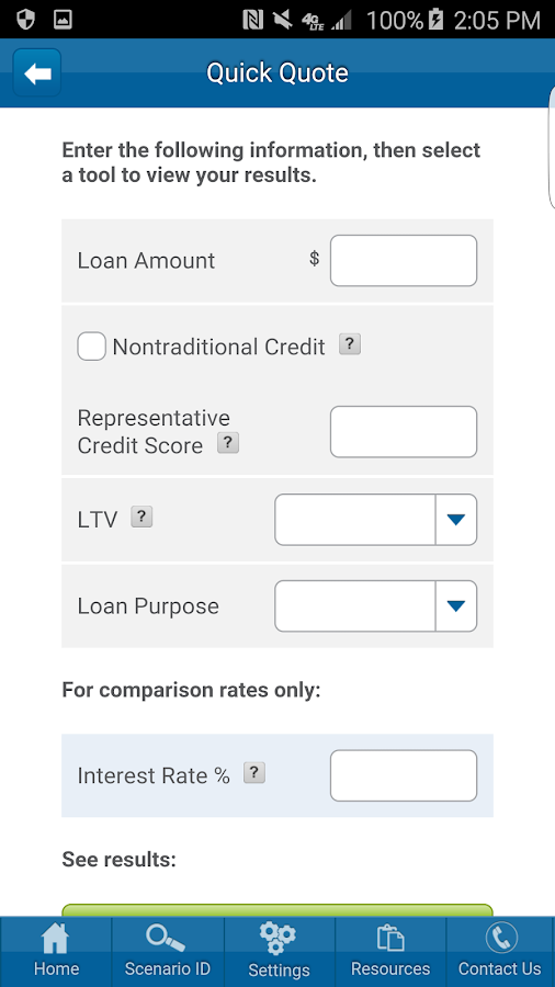 Genworth Mortgage Insurance- screenshot