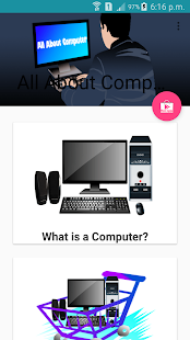 A to Z About Computer (All About Computer) - náhled