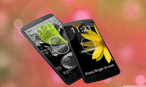 FingerPrintLockScreen - Prank
