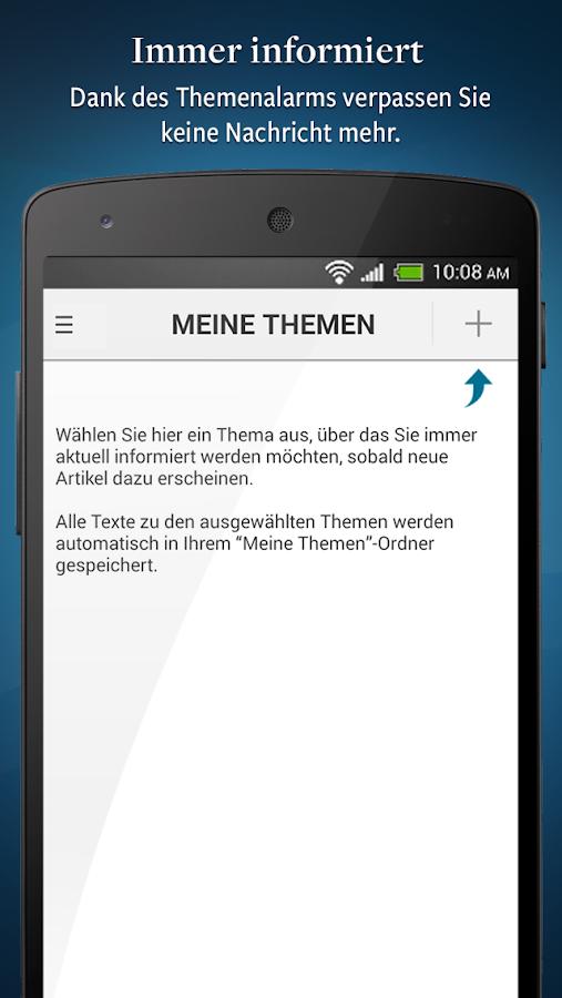 WELT News- screenshot