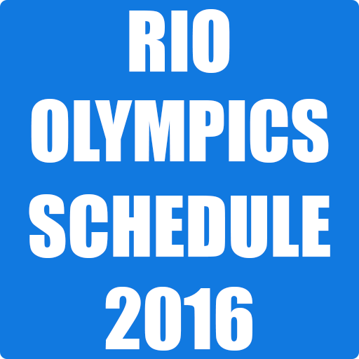 Rio Olympics Schedule 2016 運動 App LOGO-APP開箱王