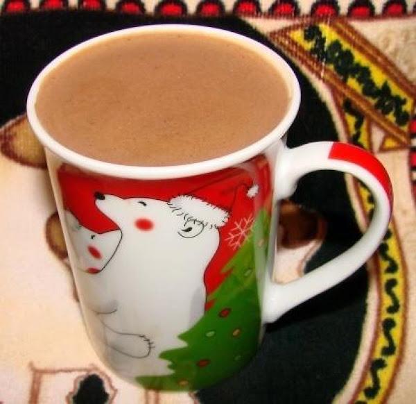 Italian Hot Chocolate - Cioccolato Caldo Recipe