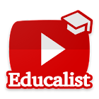 Educalist: Cursos, Documentales, Videos Educativos icon