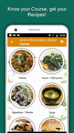 Anti Inflammatory Diet Recipes: Healthy Food, Meal screenshot