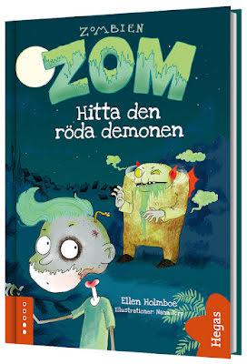 Zombien Zom - Hitta den röda demonen
