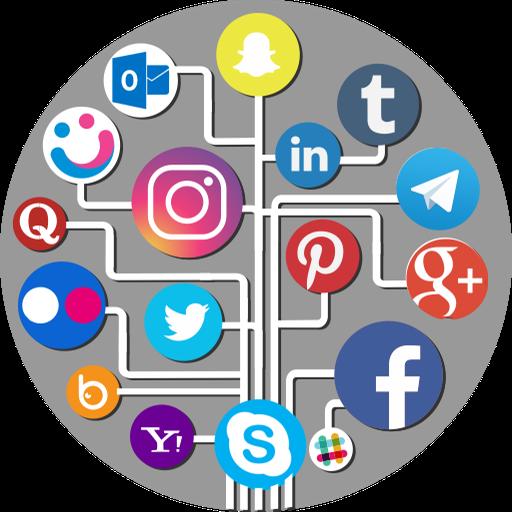 Messenger 40+ Social Media