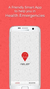 iRelief Healthcare Services- screenshot thumbnail