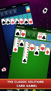 Classic Solitaire Puzzle - screenshot