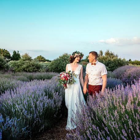 Wedding photographer Olesya Gokhabi (Olesiagh). Photo of 02.12.2017