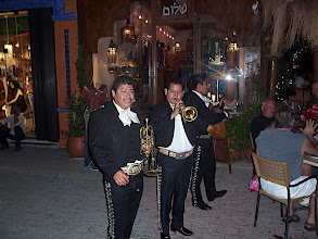 Photo: Mariachis in Playa del Carmen