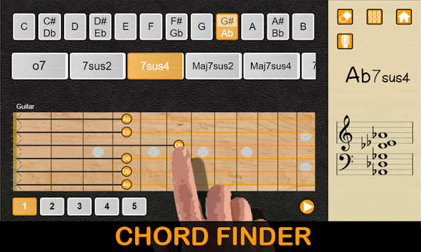 Download Chord Analyser Chord Finder Apk Latest Version App For