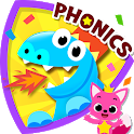 Pinkfong Super Phonics icon