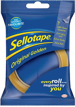 Sellotape - Gold