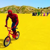 Tải Game siêu anh hùng đồi leo cuộc đua miễn phí