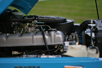 Photo: Clean F Engine