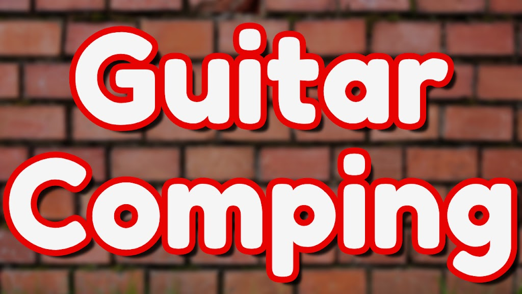 Guitar Comping Learning Track