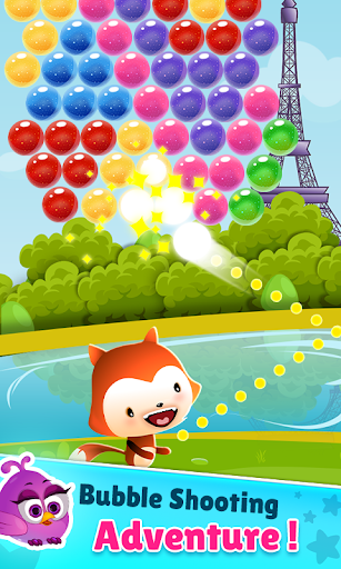 Bubble Birds Pop - Bubble Shooter Games 2.9 screenshots 1