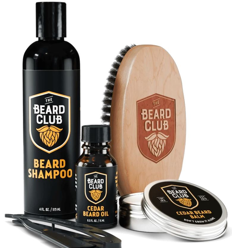 The Beard Club Review