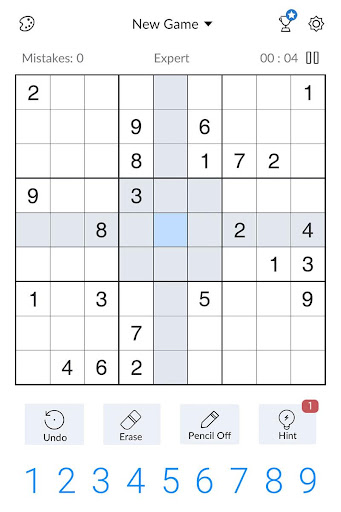 Sudoku - Free Classic Sudoku Puzzles 2.8.0 screenshots 15