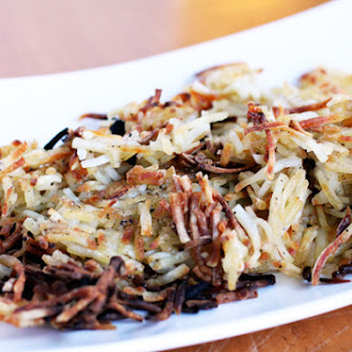 Baked Hash Browns.