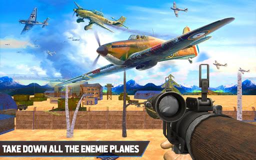 Jet Sky War Commander 2020 - Jet Fighter Games 1.0.3 screenshots 4