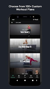 Fitplan Home Workouts and Gym Training 3.1.10 (Full Version) 2