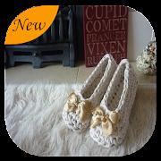 Crochet Slipper Ideas by DIY Craft icon