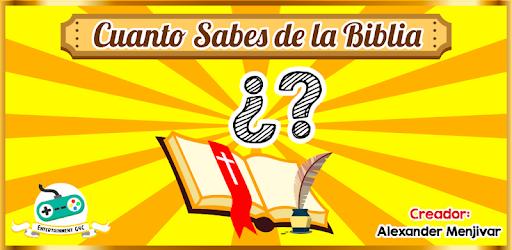 Cuanto Sabes De La Biblia Apps On Google Play