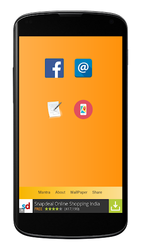 GO Launcher EX, a Home Replacement Android App to Customize & Personalize your phone from hundreds o
