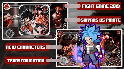 Télécharger Ultimate Battle pirate Fighter of Ultra Heroes APK MOD (Astuce) screenshots 1