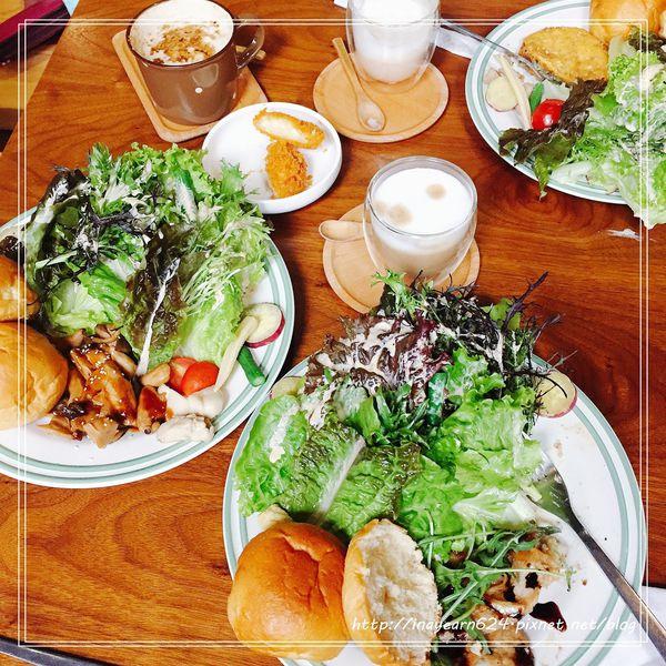 滿滿生菜早午餐♥Solar Table‧於光
