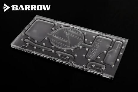 Barrow WaterWay for Lian Li PC-011, Frontmontert