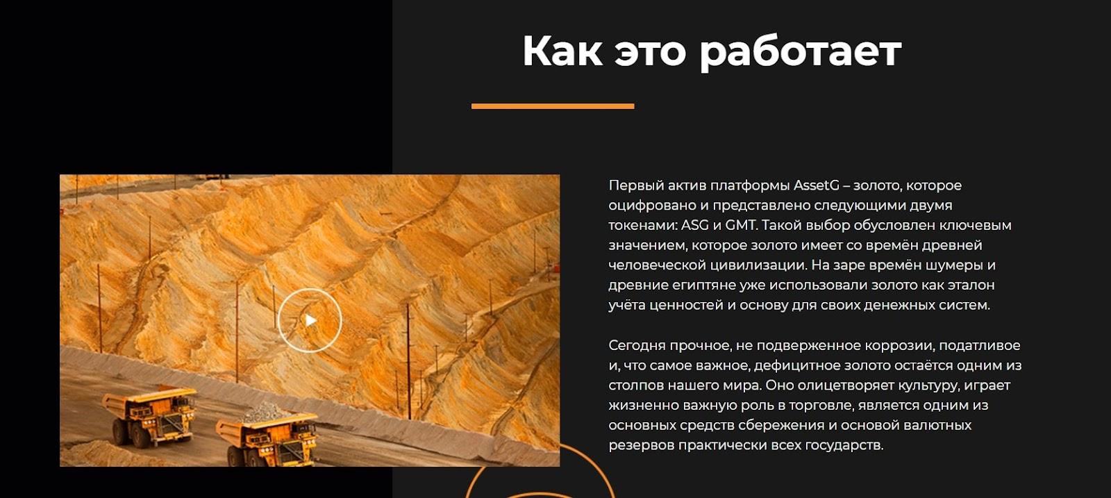 Обзор нового проекта AssetG.Finance: условия работы и отзывы экс-клиентов обзор