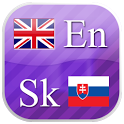 English - Slovak flashcards icon