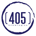Logo for (405) Brewing