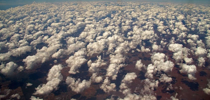 Flakes of clouds... di Francesca Malavasi