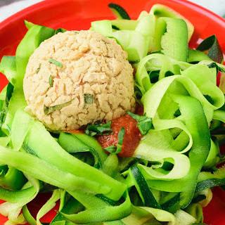 White Bean Meatballs Recipes