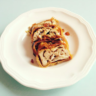 Braised Stuffed Tofu