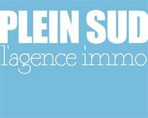 Logo de PLEIN SUD l'agence Immo