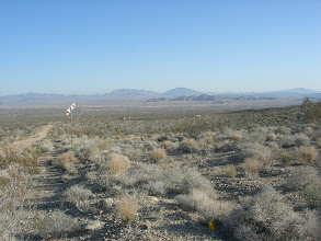 Photo: Hilltop to the east of junction of Camp Rock Road and Highway 18 by the cement plant