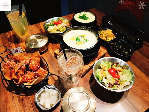 Ma C So Yo 築夢韓食中山店| 超濃郁的起司牛奶鍋!韓式料理推薦