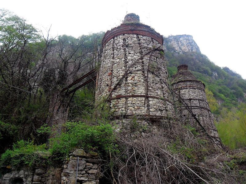 La vecchia fornace di Toninola