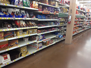 Photo: Looking for v-day candy I went down the wrong candy isle first,