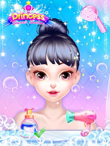 Princess Dress up Games - Princess Fashion Salon screenshots 4