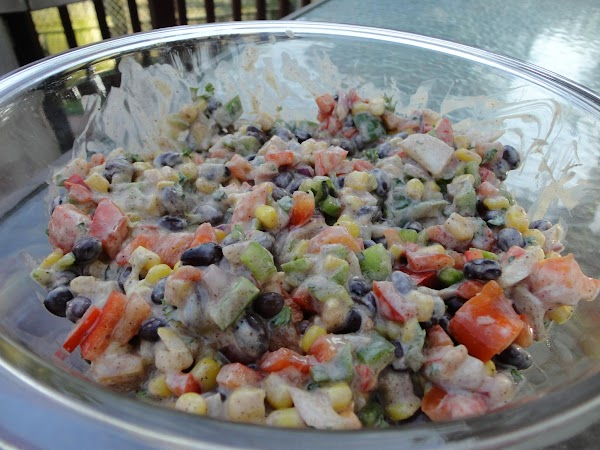 Creamy Black Bean Salsa Recipe